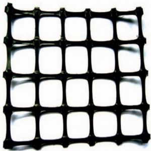 Contoh Geogrid uniaxial