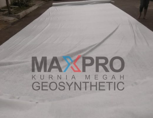 jasa pemasangan geotextile non woven per meter
