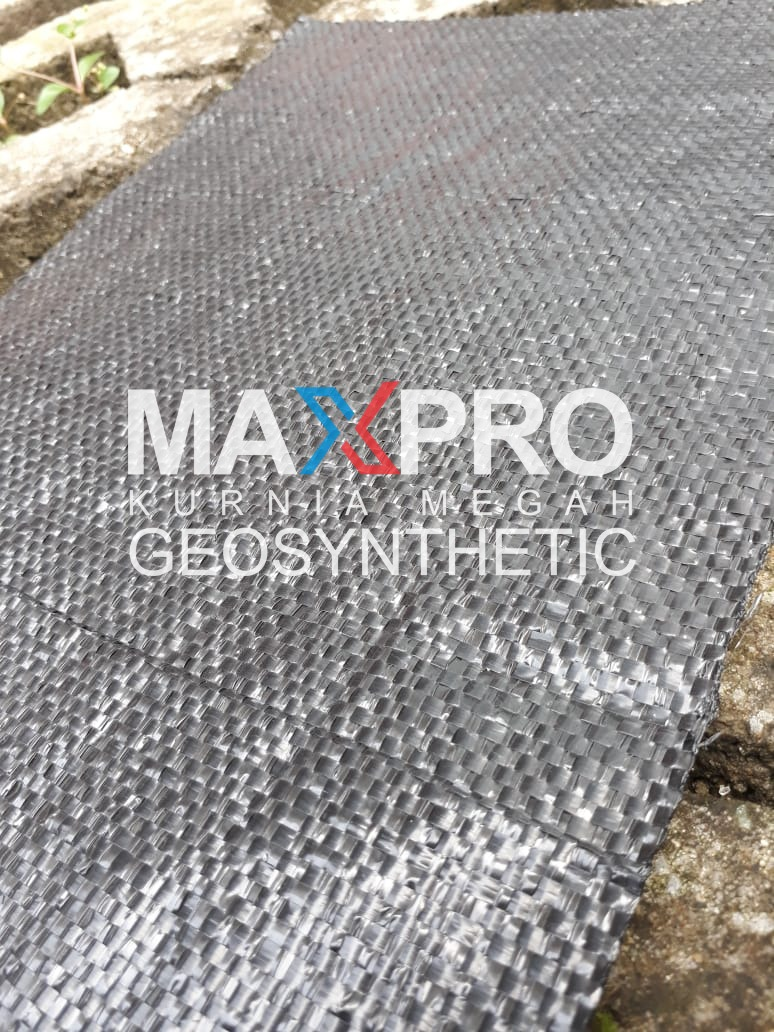supplier geotextile woven per meter