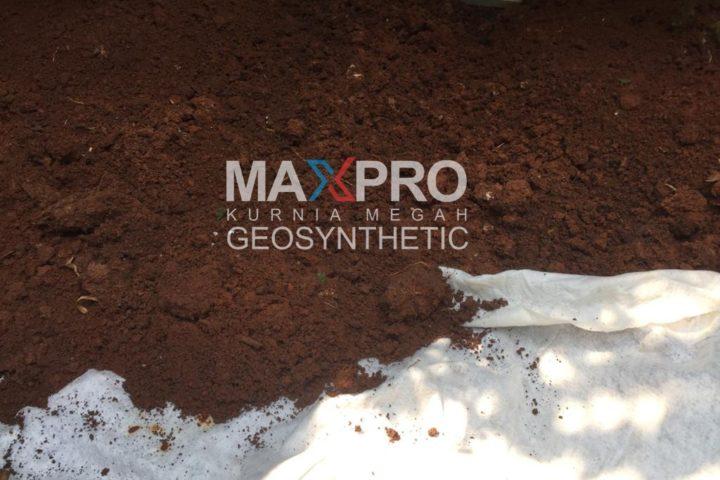 distributor geotextile non woven permeter