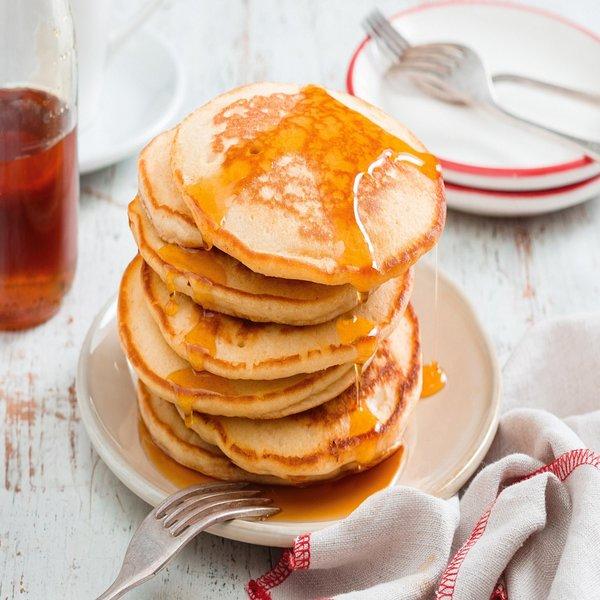 Membuat Pancake Sederhana