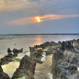 Rute Perjalanan Menuju Pantai Santolo - Jual Geotextile ...