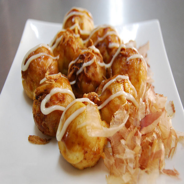 Cara membuat takoyaki asli jepang